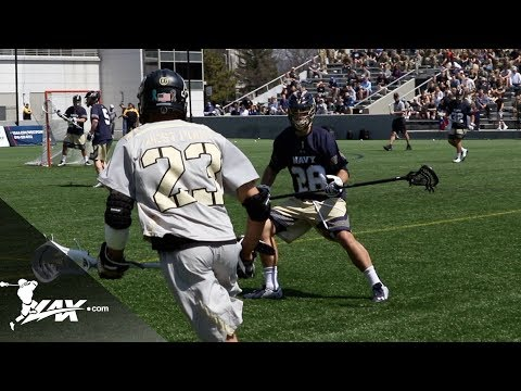 US Naval Academy vs Army West Point | 2018 College Highlights