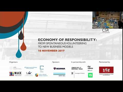Economy of Responsibility: From spontaneous Volunteering to new business models