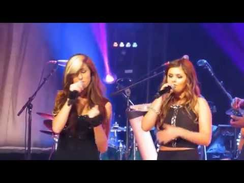 Christina Grimmie  -  Voice Tour Group Performances 2014