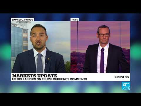 France24 interview with FXTM's Jameel Ahmad | 23/07/2018