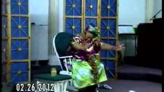 When Malindy Sings Performed By Apostle (Dr.) Iris Hailu