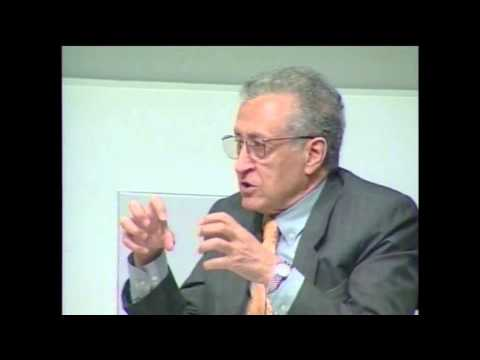 Great Negotiator 2002: Lakhdar Brahimi