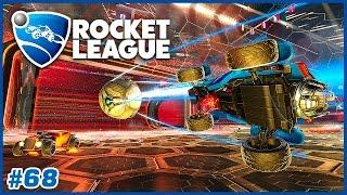 Maviler kazandı I Rocket League Türkçe Multiplayer I 68. Bölüm