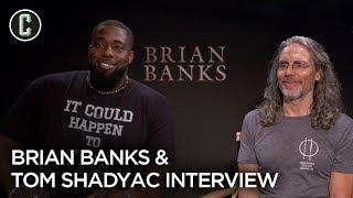 Brian Banks: Director Tom Shadyac & Banks Himself On His Powerful True Story