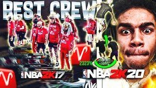 BEST DRIBBLER returns & brings BEST CREW back to NBA 2K20