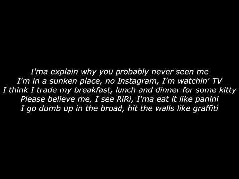 A$AP Ferg - Plain Jane (Lyrics)