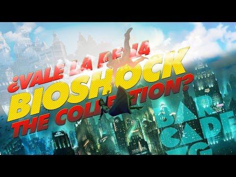 ¿Vale la pena Bioshock: The Collection?