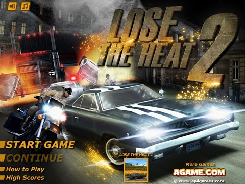 Lose The Heat 2 Walkthrough Completo