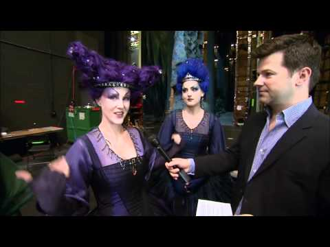The Magic Flute, Behind the Scenes: The Three Ladies