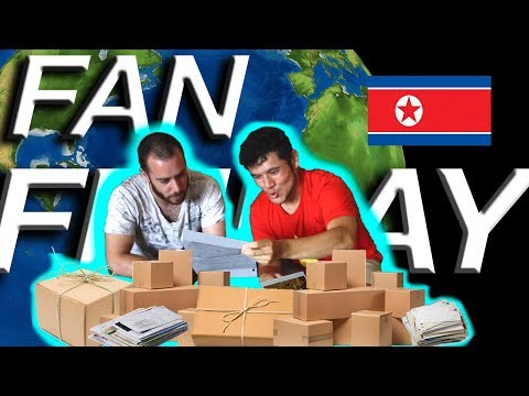 Fan Friday our 2nd NORTH KOREAN! (F.t Peadar) Geography Now!