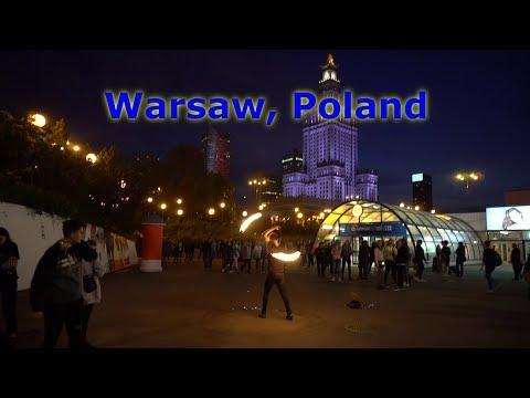 Warsaw Poland Old Town, Presidential Palace, Polish Food, Hotel Bristol. Vlog 9 (4K)