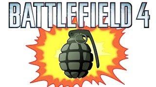 شرح أنواع القنابل اليدوية في لعبة باتل فيلد 4 Battlefield