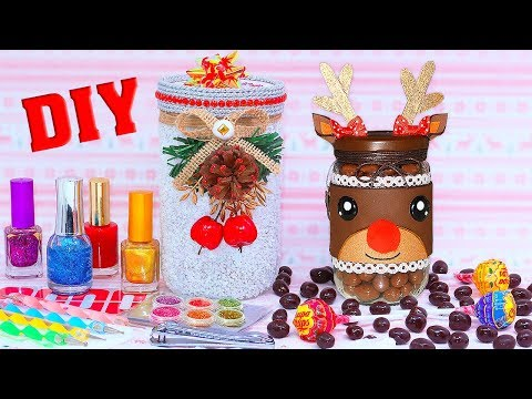 🎁 DIY: 2 in 1 last minute gifts for Christmas || Fast and easy 🎁