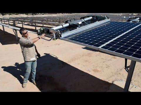 Growing solar industry lacks diversity
