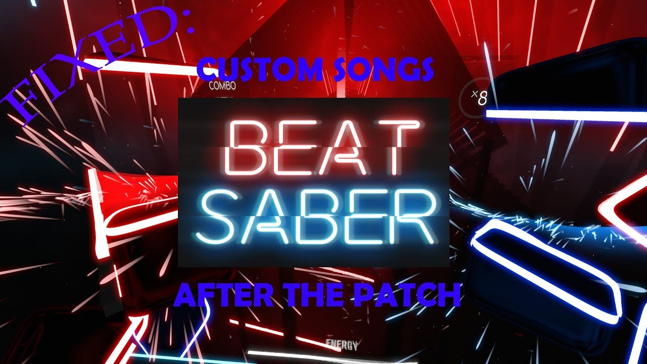 Custom Songs Not Working After Update? -Beat Saber VR