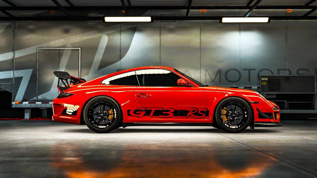 forza 6 porsche 911 gt3 rs 4 0 autovista top gear test track youtube. Black Bedroom Furniture Sets. Home Design Ideas