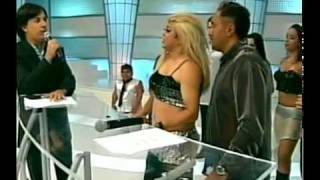 Banda Calypso no Show do Tom 2005 (Joelma Vs Xoelma)  COMPLETO    - YouTube.flv