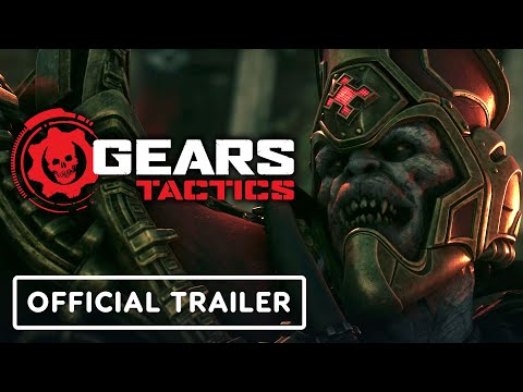 Gears Tactics - Official Launch Trailer