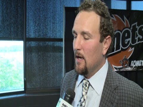 Gary Graham interview on being named Komets head coach