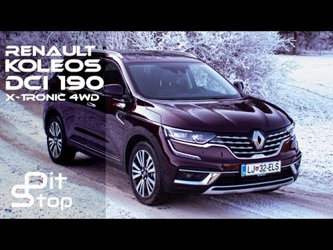 2020 Renault Koleos DCi 190 - Facelifted And More Powerful