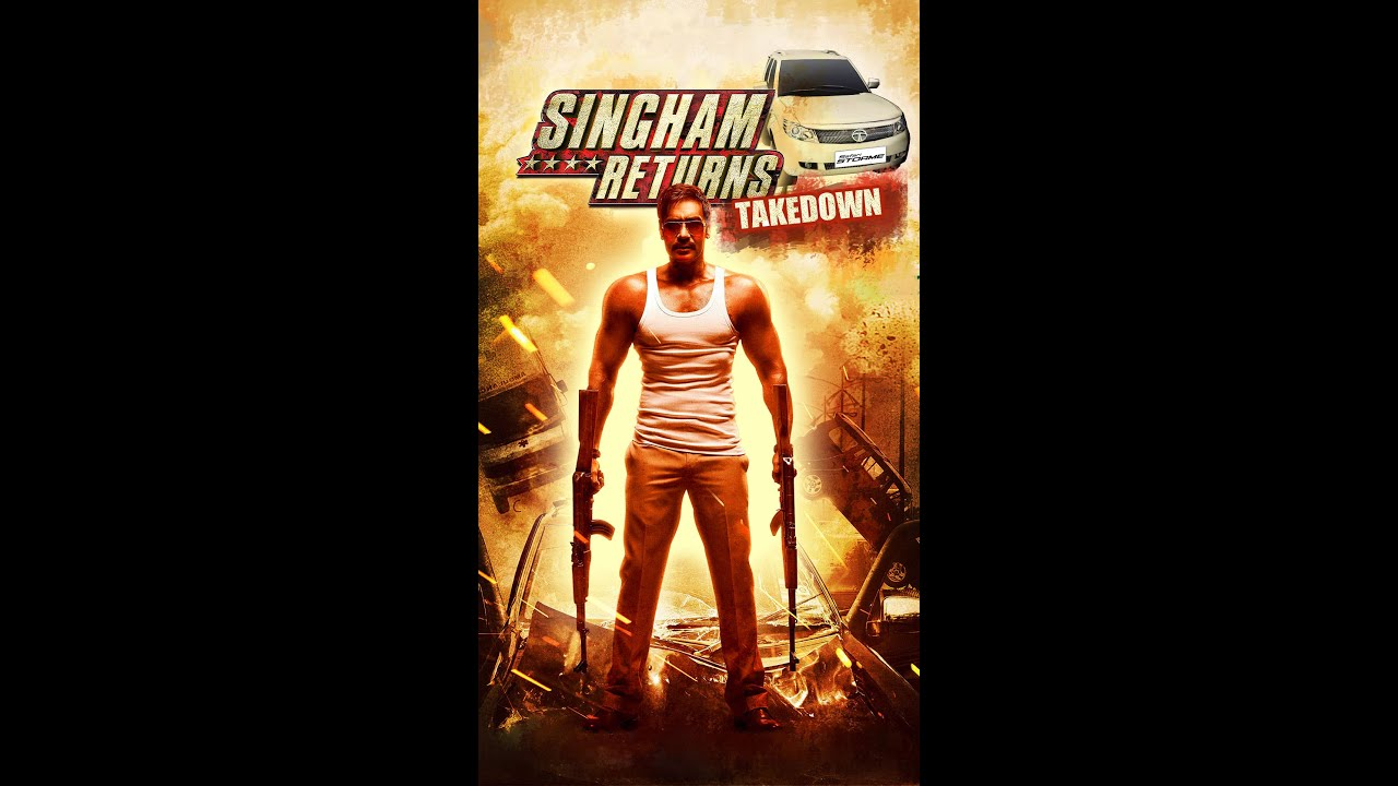 singham returns takedown official mobile game youtube