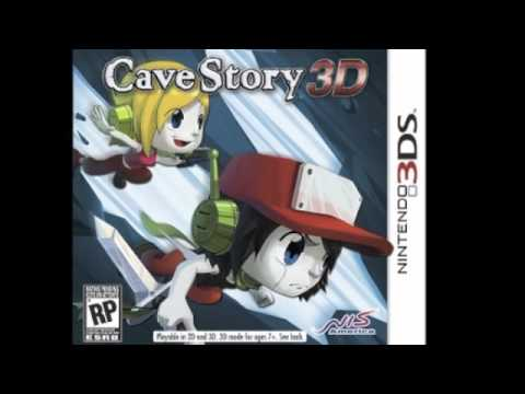 Cave Story 3D music - Geothermal