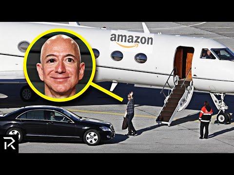 How Jeff Bezos Blew $120.4 Billion Dollars