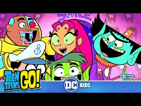 Teen Titans Go!   Tooth Fairy Crunch!   DC Kids