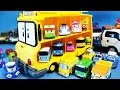 로보카폴리 Robocar Poli Робокар Поли School B Carrier mini car toys by ToyPudding