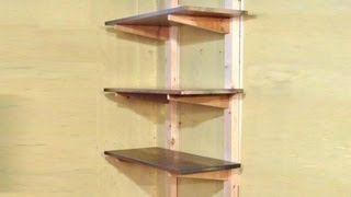 Building Shelves
