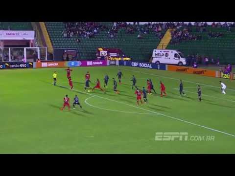 Figueirense 1 x 1 Sport - Gols Brasileirão 2016