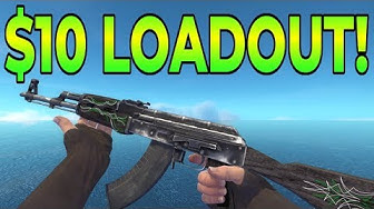 CS:GO - BEST Loadout Under $10! (Cheap Expensive Looking Skins)