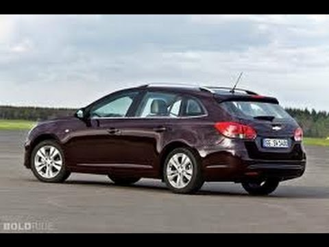 Наши Тесты Chevrolet Cruze Station Wagon 1.8