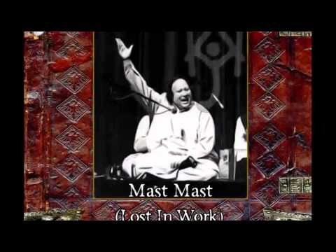 Tumhein Dillagi Bhool Jani Pare Gi | Nusrat Fateh Ali Khan | All Time Hit Song
