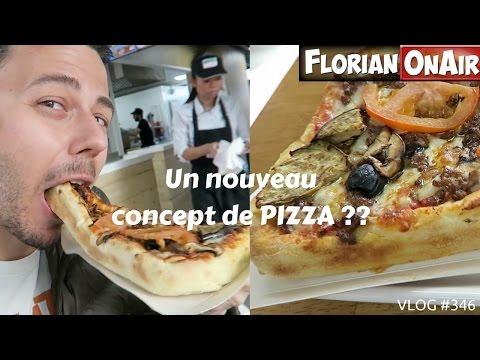Un nouveau concept de PIZZA ?? VLOG #346