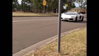Aventador LP700-4 Drive By