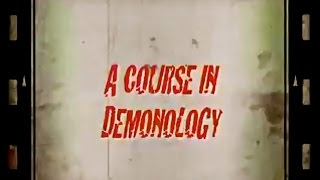 A Course In Demonology with John Zaffis on Dark Matter with Michael Parker