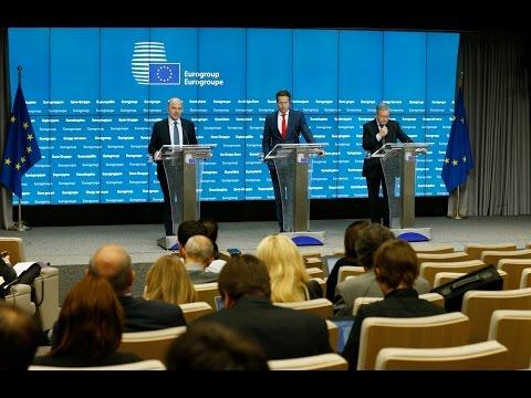 Eurogroup 5/12/2016 -- press conference on Greece