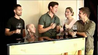 Wine Lovers The Musical on NY1