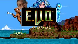Playing E.V.O: The 4.6 Billion Year Journey