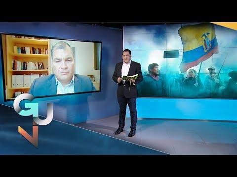 EP.801: Rafael Correa- Lenin Moreno Has FALLEN…Ecuador At Risk Of CIVIL WAR!