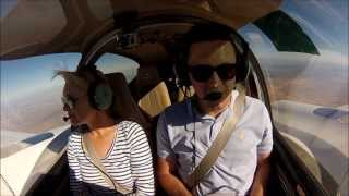 Clear ATC Audio! | Twinstar IFR Flying | Oil Pressure Problems