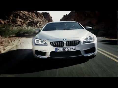 BMW M6 2013 Gran Coupé First Commercial Carjam TV HD Car TV Show 2013
