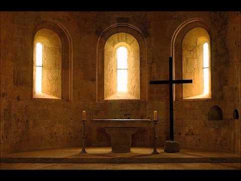 O Lord, I am not worthy (Catholic Gregorian Chant)