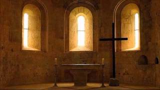 O Lord, I am not worthy (Catholic Gregorian Chant)