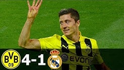 Borussia Dortmund vs Real Madrid 4-1 - UCL 20122013 - Full Highlights