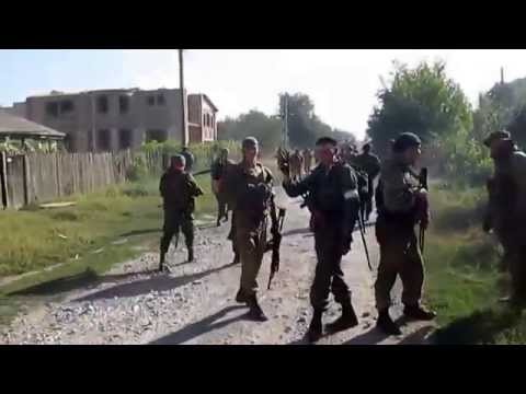 Ukraine War - Rusian Army VDV & terrorists joint units attacking