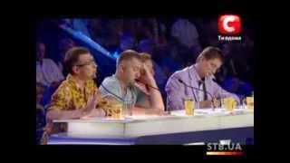 «The X-factor Ukraine» Season 3. Casting in Donetsk. part 2