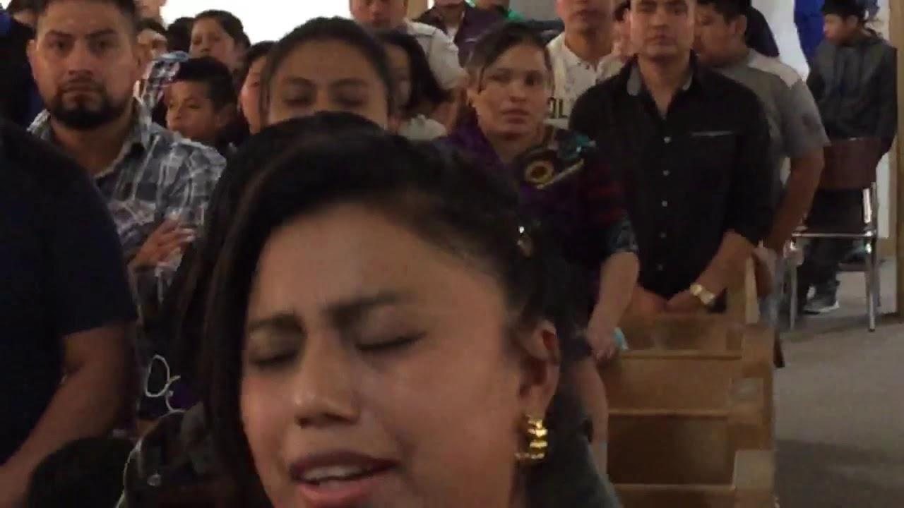 Levanto mis Manos// Los Seguidores De Cristo \\ Parroquia de Joyabaj