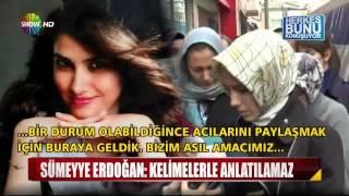 Sümeyye Erdoğan Ve Esra Albayrak'tan Taziye Ziyareti - Özgecan Arslan